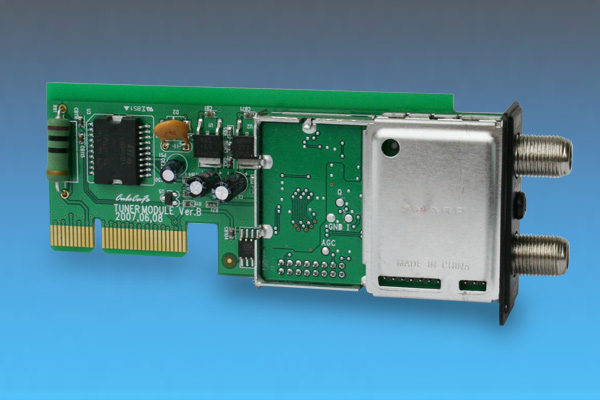 DVB-S2 Tuner for IP Box 9000